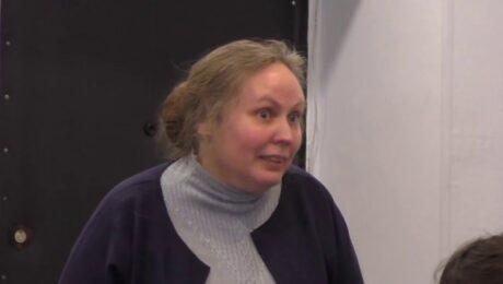 Правозащитники пытаются не допустить высылки из РФ Валентины Чупик.