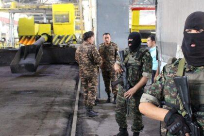 По случаю дня сотрудников СГБ был создан фильм «Мустахкам»
