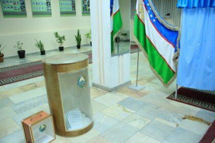 Для узбекистанцев за рубежом открыто 54 избирательных участка. Карта