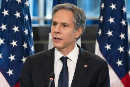 Блинкен заявил, что власти США намерены сотрудничать с КНР
