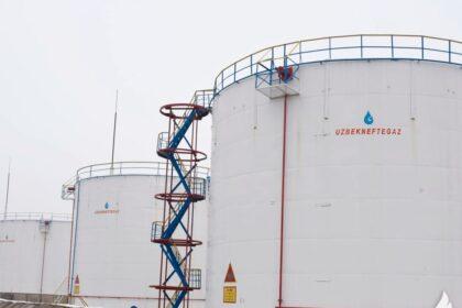 Хищения на Марокандской нефтебазе: 11 сотрудников уволены