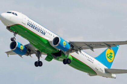 В Узбекистане возобновляется авиасообщение Ташкент-Киев