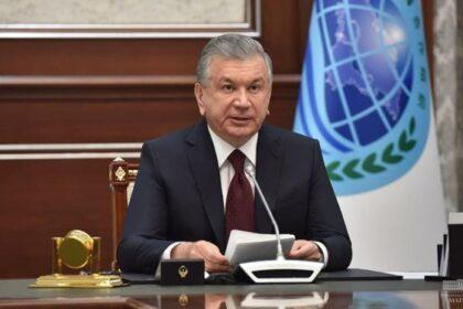 О чем говорил президент на саммите ШОС в Душанбе