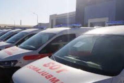 Фото: В Министерство здравоохранения доставлены автомобили скорой помощи марки Volkswagen Caddy Volkswagen Caddy, в количестве одной тысячи штук