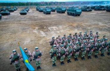 Военные из РУз принимают участие в антитеррористических учениях ШОС