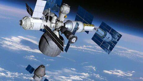Академия наук РФ предлагает создать новую орбитальную станцию