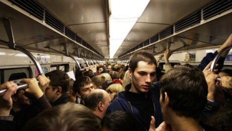 Ташкент: разыскивается мужчина, пристававший к 13-летней девочке в метро