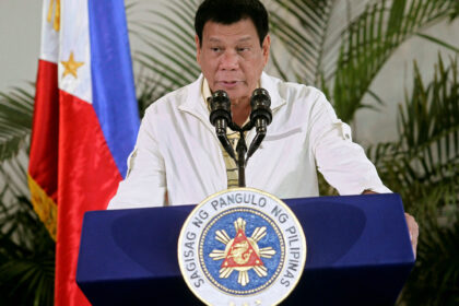 Президент Филиппин Дутерте заявил, что уходит из политики