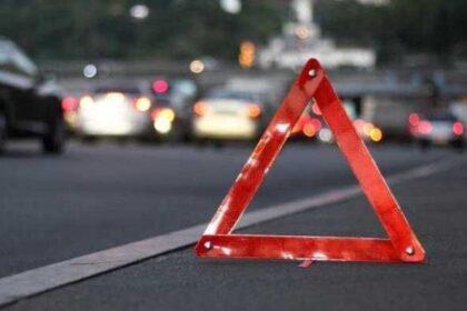Водитель сбил четверых школьников на нерегулируемом переходе