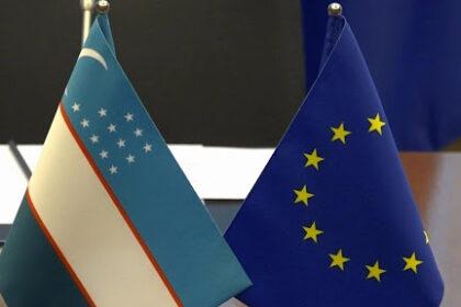 В МИДе РУз состоялась встреча со спецпредставителем ЕС по Центральной Азии