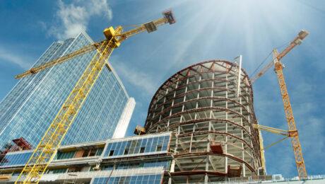 Госкомстат сообщил сумму затрат на строительные работы в Узбекистане