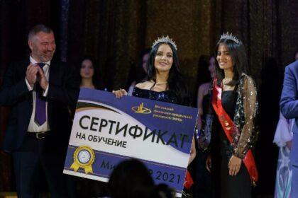 Красавица-узбекистанка победила в конкурсе