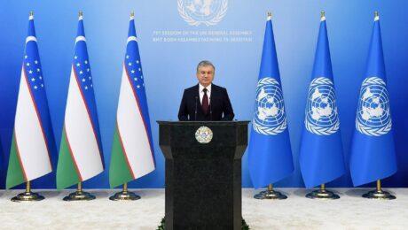 Совет ООН по правам человека принял первую резолюцию, подготовленную Узбекистаном