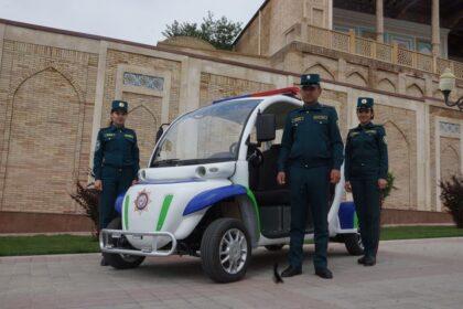 Узбекистан на 9 строчке в рейтинге безопасных государств