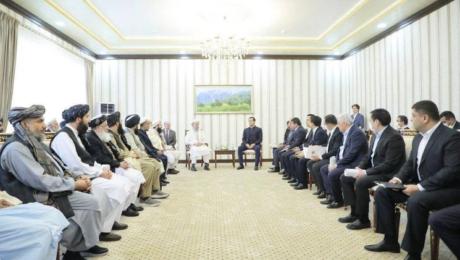 Переговоры в Термезе: о чем договорились Узбекистан и Афганистан