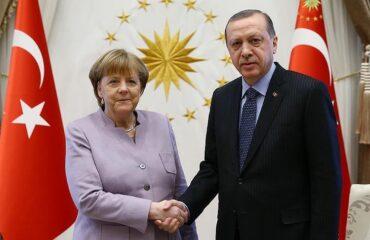 Канцлер ФРГ призвала Эрдогана к сотрудничеству с талибами