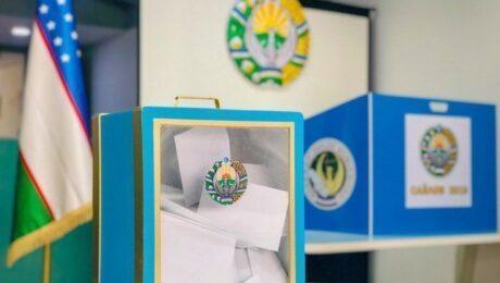 В РУз досрочно проголосовали более 40 тысяч граждан