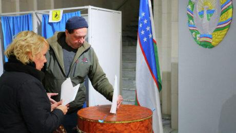 Досрочно проголосовало более 421 тысячи узбекистанцев