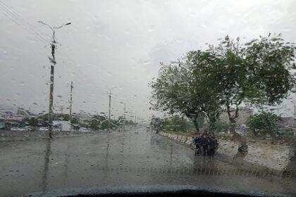 Сильный ветер и дожди: погода в Узбекистане