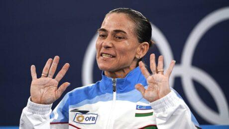 Оксана Чусовитина вернется в большой спорт