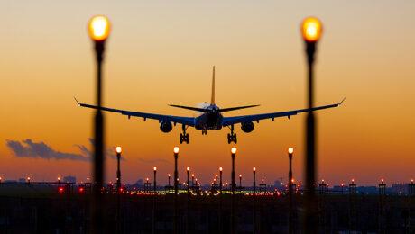 В Сохском районе завершили строительство нового аэропорта