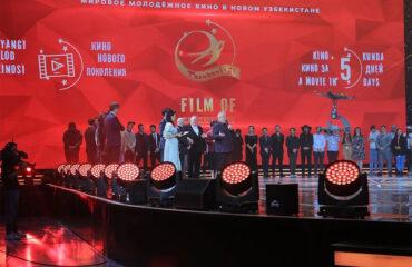 Состоялась церемония закрытия Международного Ташкентского кинофестиваля