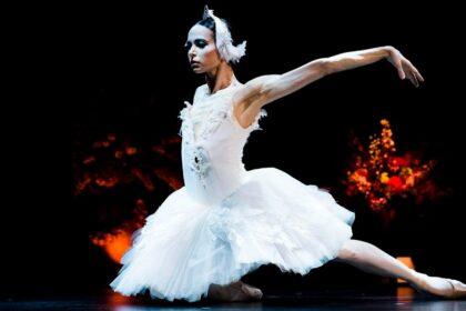 Фото: Российская прима-балерина Мариинского театра Диана Вишнева примет участие в вечере современной хореографии в Ташкенте