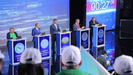 Эксперт прокомментировал теледебаты президентских выборов в Узбекистане