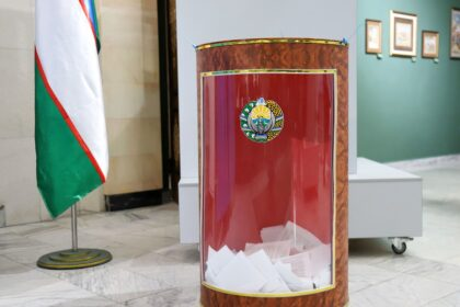 На территории России начнется досрочное голосование на выборах президента РУз