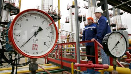 Завод незаконно пользовался газом