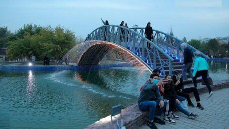 В Ташкенте открылся обновленный парк Дружбы