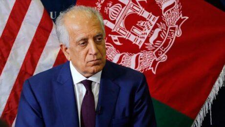 Посол США в Афганистане уходит с должности